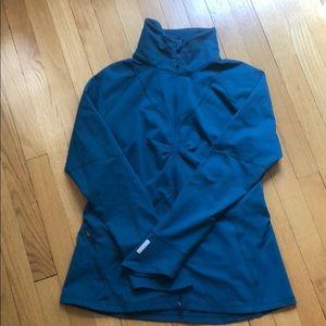 Beautiful blue Zella jacket in xl